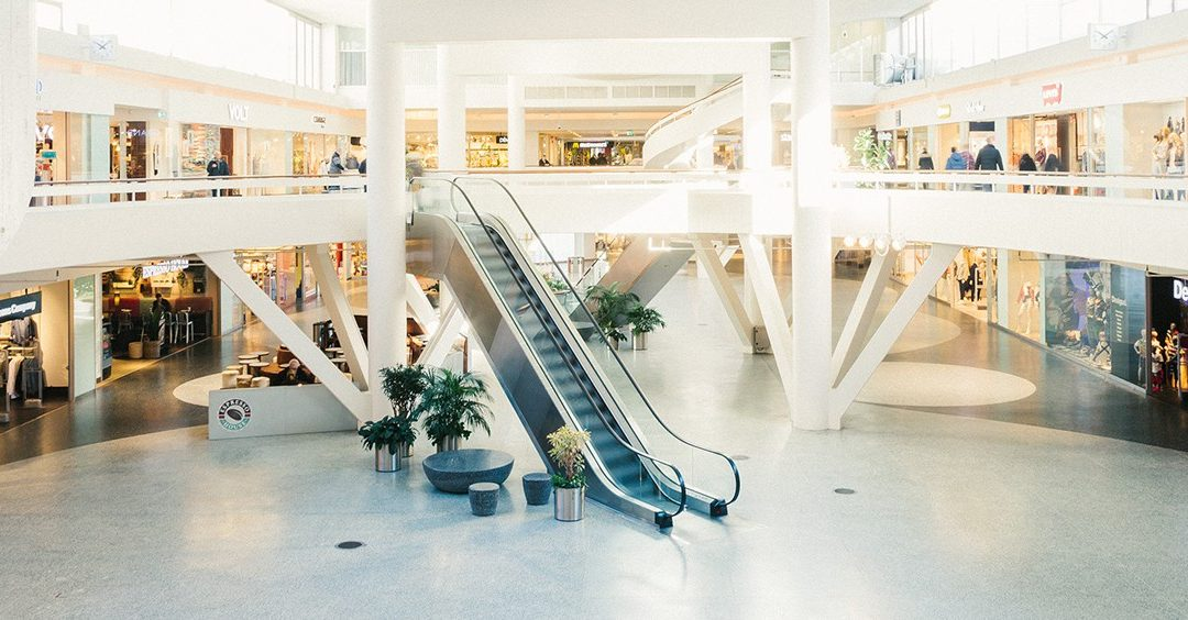 Frölunda Torg Shopping Centre